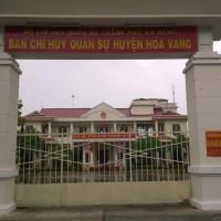 BCH quân sự Hòa Vang